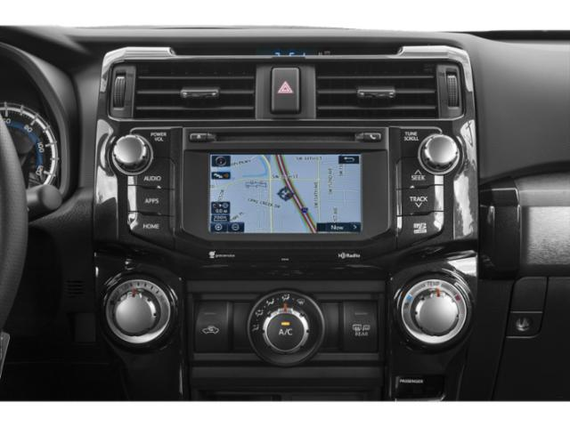 2019 Toyota 4Runner Pictures 4Runner TRD Off Road 4WD photos navigation system