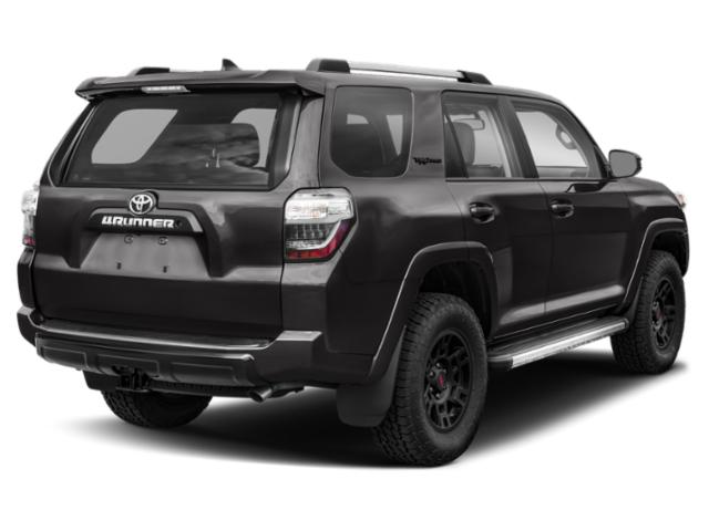 2019 Toyota 4Runner Base Price SR5 4WD Pricing side rear view