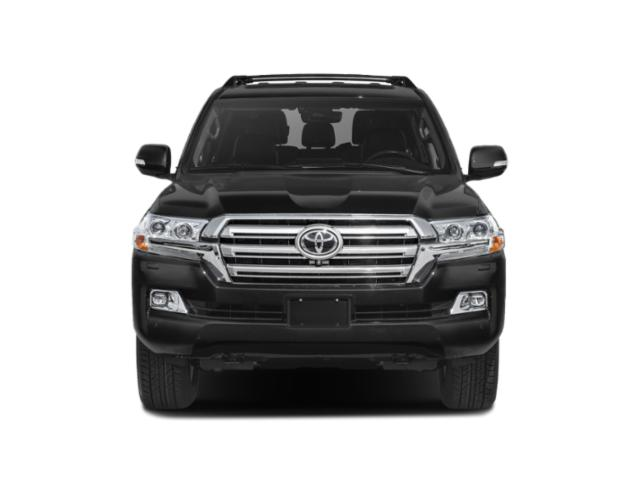 2019 Toyota Land Cruiser Pictures Land Cruiser 4WD photos front view