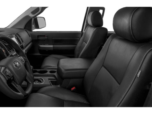2019 Toyota Sequoia Base Price TRD Sport 4WD Pricing front seat interior