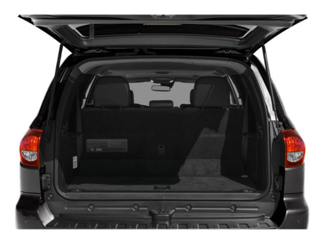 2019 Toyota Sequoia Base Price TRD Sport 4WD Pricing open trunk
