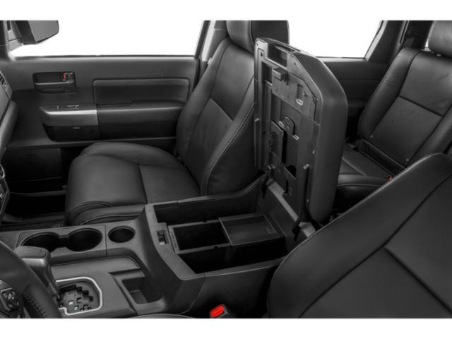 2019 Toyota Sequoia Base Price TRD Sport 4WD Pricing center storage console