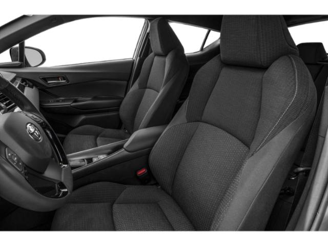 2019 Toyota C-HR Base Price LE FWD Pricing front seat interior