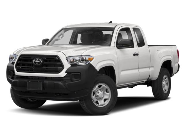 2019 Toyota Tacoma 2WD Base Price SR Double Cab 5' Bed I4 AT Pricing side front view