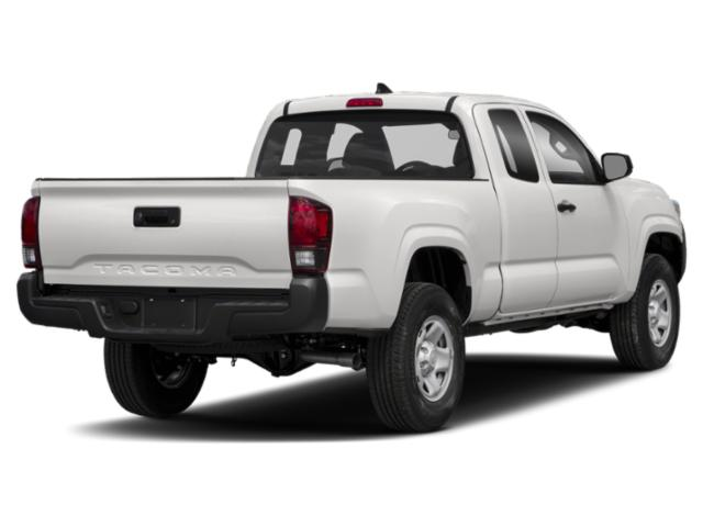 2019 Toyota Tacoma 2WD Base Price SR Double Cab 5' Bed I4 AT Pricing side rear view