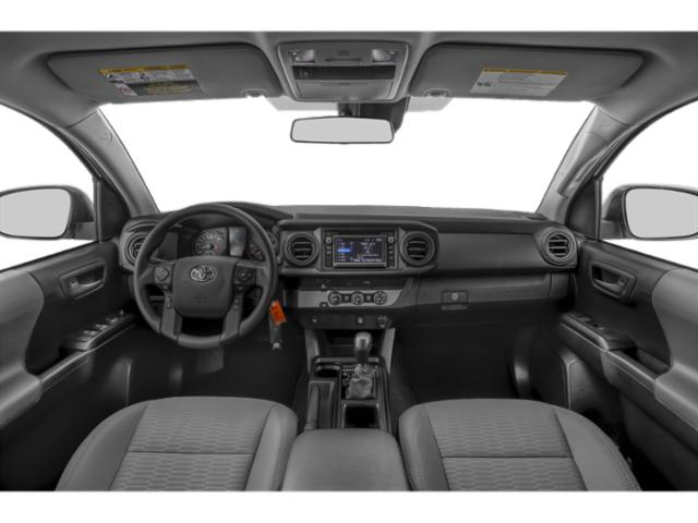 2019 Toyota Tacoma 2WD Base Price SR Double Cab 5' Bed I4 AT Pricing full dashboard