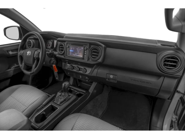 2019 Toyota Tacoma 2WD Base Price SR Double Cab 5' Bed I4 AT Pricing passenger's dashboard