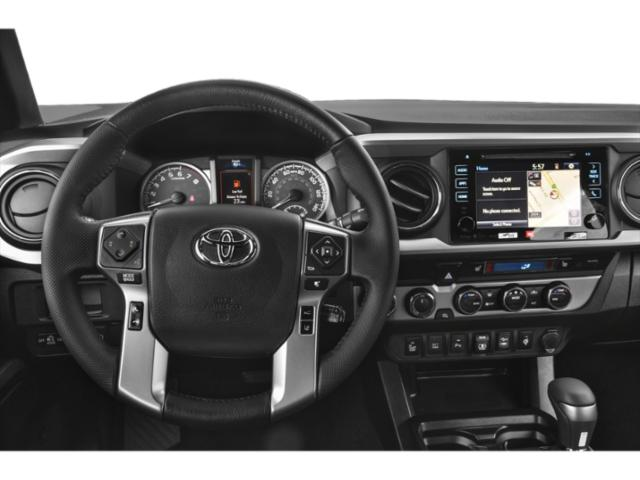 2019 Toyota Tacoma 2WD Base Price SR Double Cab 5' Bed I4 AT Pricing driver's dashboard