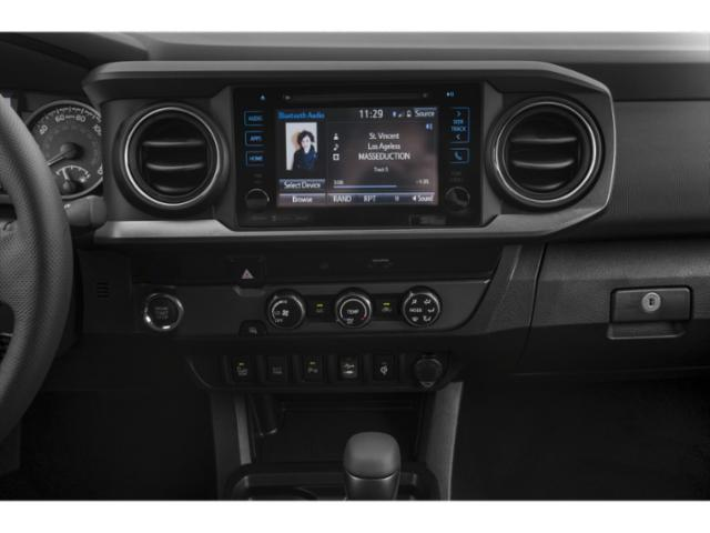 2019 Toyota Tacoma 2WD Base Price SR Double Cab 5' Bed I4 AT Pricing stereo system
