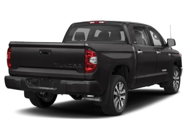 2019 Toyota Tundra 4WD Pictures Tundra 4WD SR5 Double Cab 6.5' Bed 4.6L photos side rear view