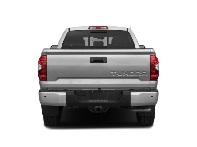 2019 Toyota Tundra 4WD Base Price TRD Pro CrewMax 5.5' Bed 5.7L Pricing rear view