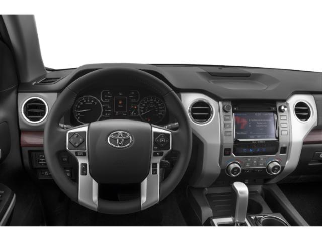 2019 Toyota Tundra 4WD Base Price TRD Pro CrewMax 5.5' Bed 5.7L Pricing driver's dashboard