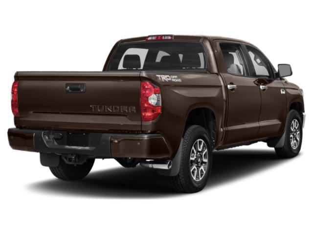 2019 Toyota Tundra 4WD Base Price TRD Pro CrewMax 5.5' Bed 5.7L Pricing side rear view
