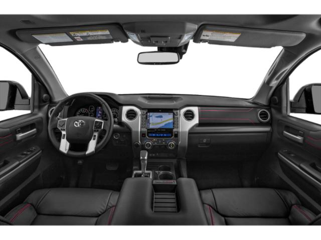 2019 Toyota Tundra 4WD Pictures Tundra 4WD TRD Pro CrewMax 5.5' Bed 5.7L photos full dashboard