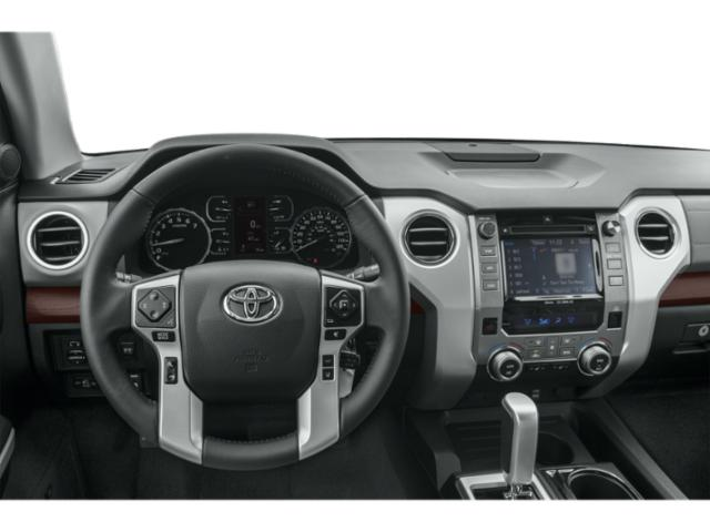 2019 Toyota Tundra 4WD Pictures Tundra 4WD TRD Pro CrewMax 5.5' Bed 5.7L photos driver's dashboard