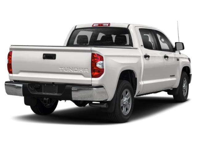 2019 Toyota Tundra 2WD Base Price SR5 CrewMax 5.5' Bed 4.6L Pricing side rear view