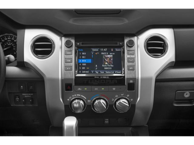 2019 Toyota Tundra 2WD Base Price SR5 CrewMax 5.5' Bed 4.6L Pricing stereo system