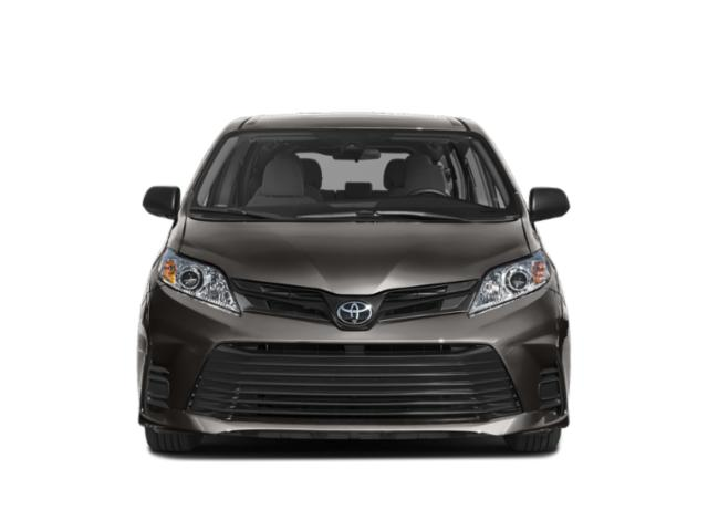 2019 Toyota Sienna Base Price SE FWD 8-Passenger Pricing front view