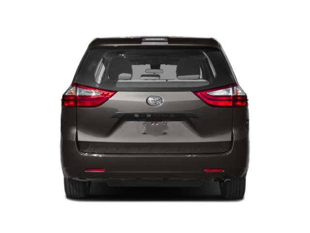 2019 Toyota Sienna Base Price SE FWD 8-Passenger Pricing rear view