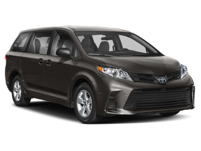 2019 Toyota Sienna Base Price SE FWD 8-Passenger Pricing side front view