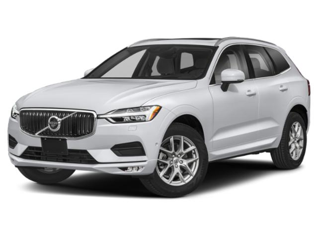 2019 Volvo XC60 Pictures XC60 T5 FWD Inscription photos side front view