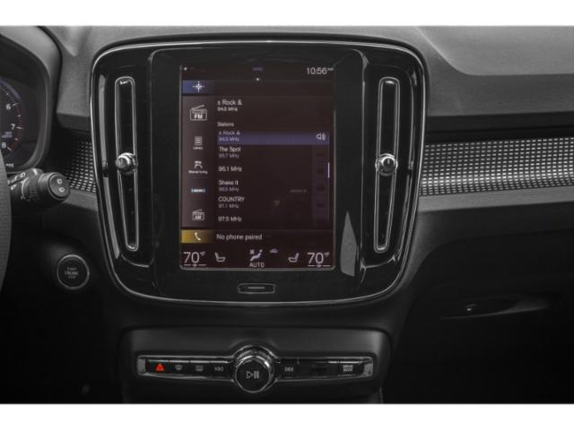 2019 Volvo XC40 Base Price T4 FWD R-Design Pricing stereo system