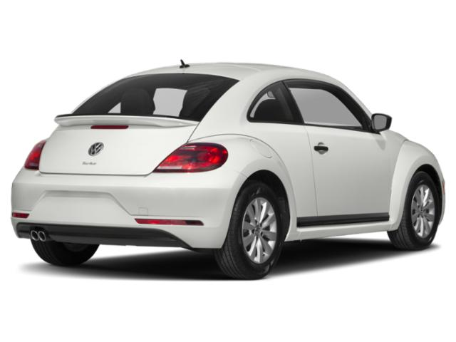 2019 Volkswagen Beetle Base Price S Auto Pricing side rear view