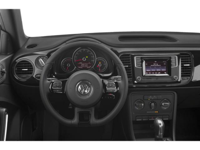 2019 Volkswagen Beetle Base Price S Auto Pricing driver's dashboard