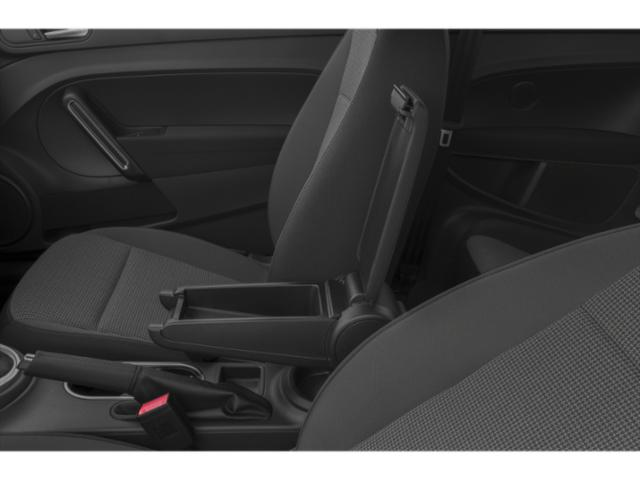 2019 Volkswagen Beetle Base Price S Auto Pricing center storage console