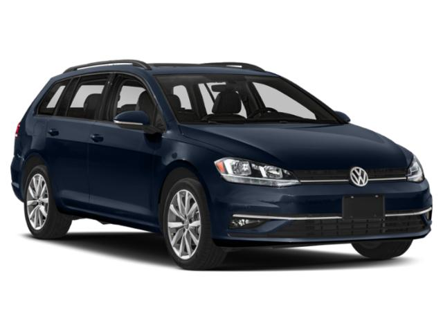2019 Volkswagen Golf SportWagen Base Price 1.4T S Manual Pricing side front view