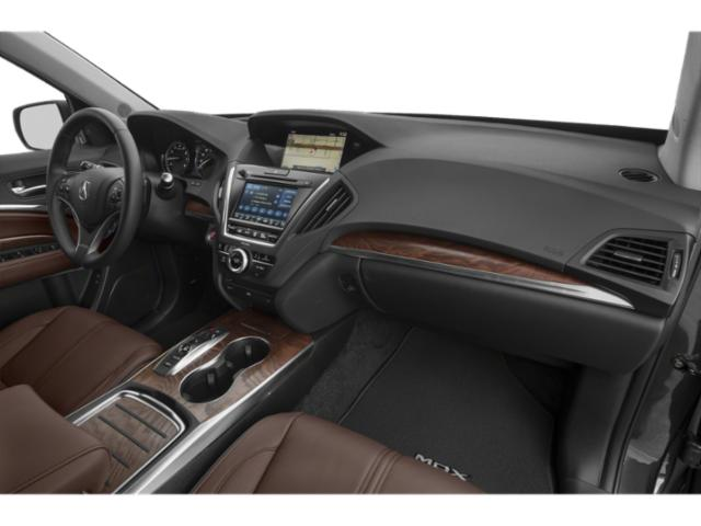 2020 Acura MDX Base Price SH-AWD 7-Passenger Pricing passenger's dashboard
