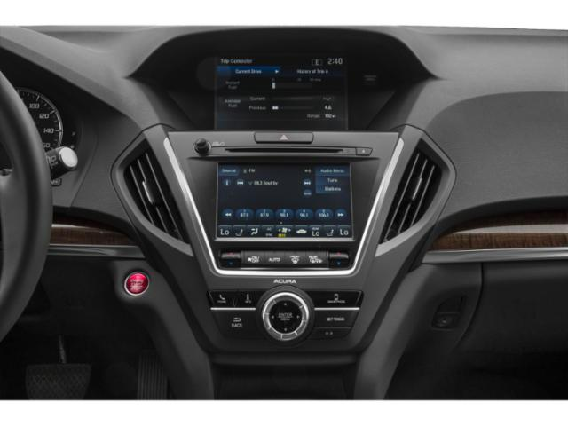 2020 Acura MDX Base Price SH-AWD 7-Passenger Pricing stereo system