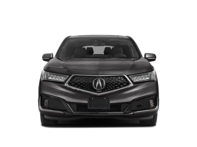 2020 Acura MDX Base Price SH-AWD 7-Passenger Pricing front view