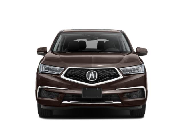 2020 Acura MDX Base Price SH-AWD 7-Passenger Sport Hybrid w/Technology Pkg Pricing front view