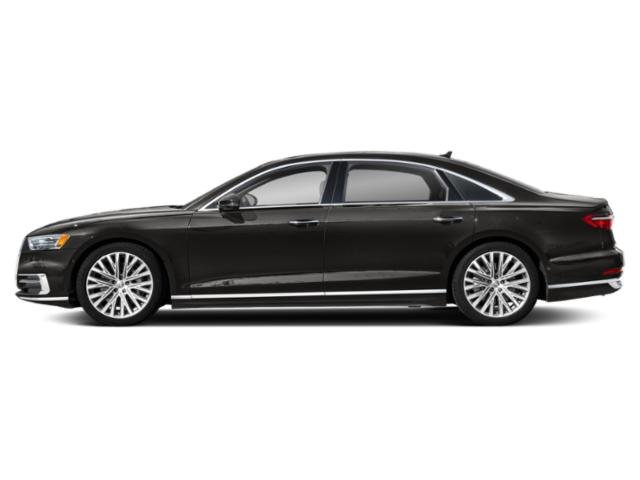2020 Audi A8 L Prices and Values 60 TFSI quattro side view