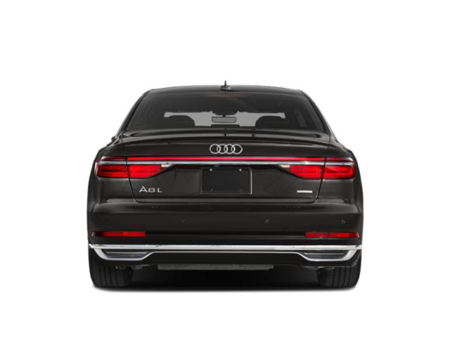 2020 Audi A8 L Prices and Values 60 TFSI quattro rear view
