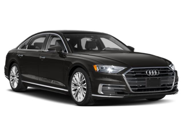 2020 Audi A8 L Prices and Values 60 TFSI quattro side front view