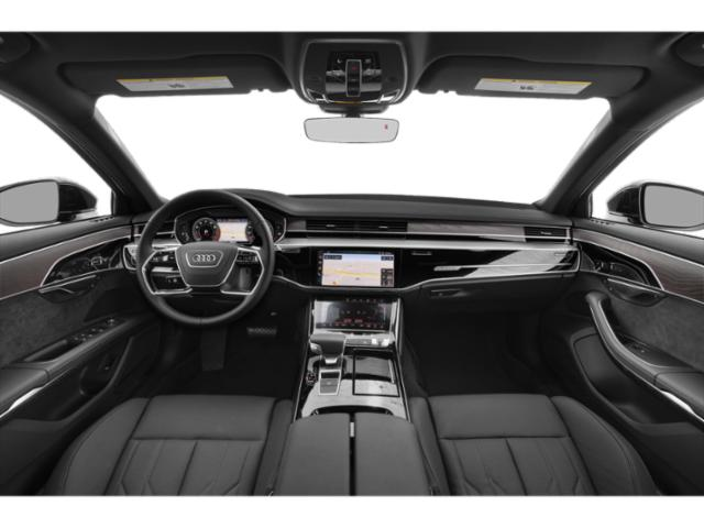 2020 Audi A8 L Prices and Values 60 TFSI quattro full dashboard