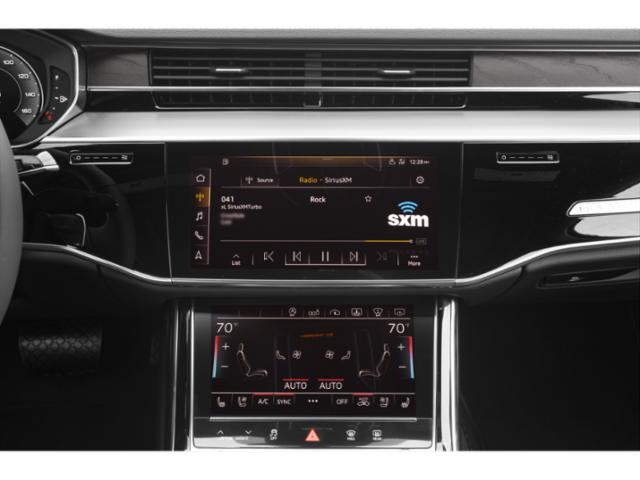2020 Audi A8 L Prices and Values 60 TFSI quattro stereo system