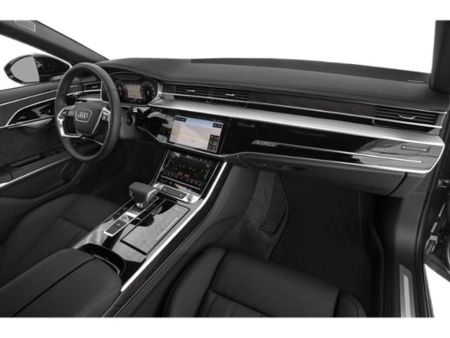 2020 Audi A8 L Prices and Values 60 TFSI quattro passenger's dashboard