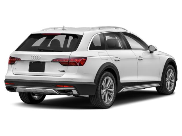 2020 Audi A4 allroad Base Price Premium 2.0 TFSI quattro Pricing side rear view