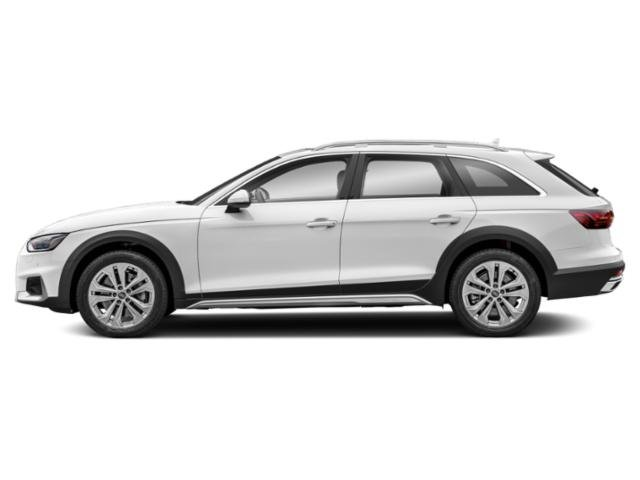 2020 Audi A4 allroad Base Price Premium 2.0 TFSI quattro Pricing side view