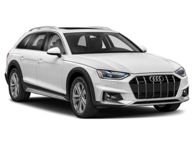 2020 Audi A4 allroad Base Price Premium 2.0 TFSI quattro Pricing side front view