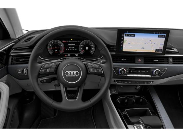 2020 Audi A4 allroad Base Price Premium 2.0 TFSI quattro Pricing driver's dashboard