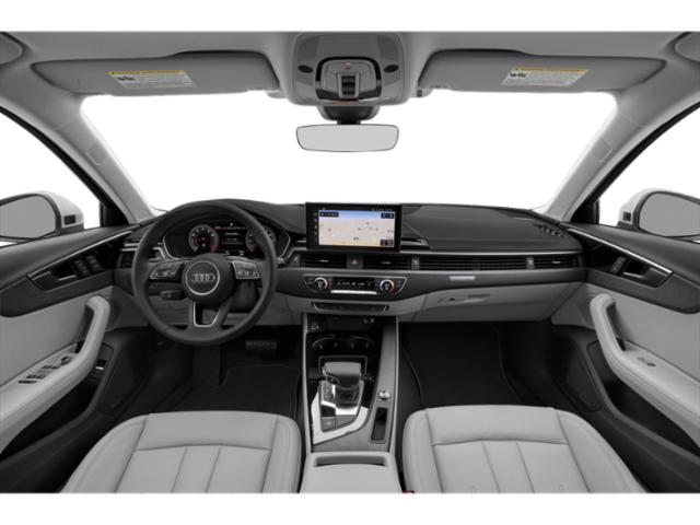2020 Audi A4 allroad Base Price Premium 2.0 TFSI quattro Pricing full dashboard