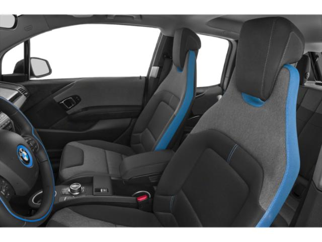 2020 BMW i3 Base Price 120 Ah Pricing front seat interior