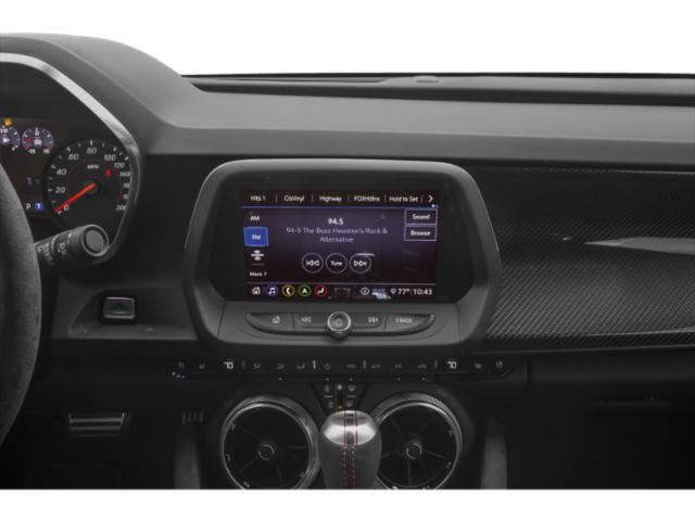 2020 Chevrolet Camaro Base Price 2dr Cpe 1LS Pricing stereo system
