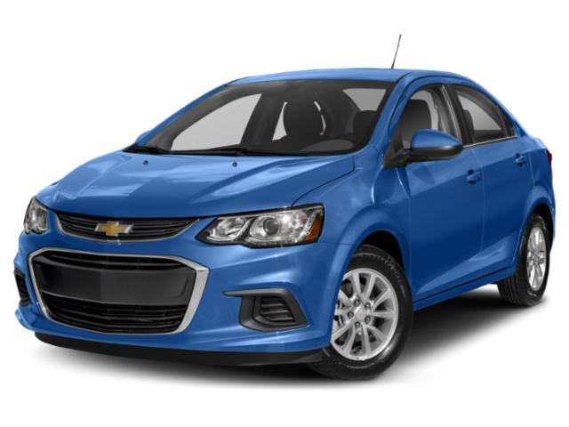2020 Chevrolet Sonic Pictures Sonic 5dr HB Premier photos side front view