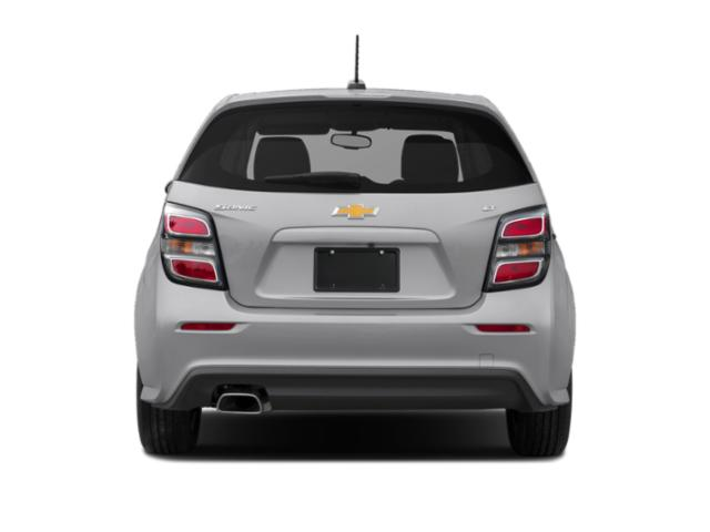 2020 Chevrolet Sonic Base Price 5dr HB Premier Pricing rear view