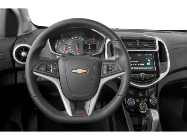 2020 Chevrolet Sonic Pictures Sonic 5dr HB Premier photos driver's dashboard